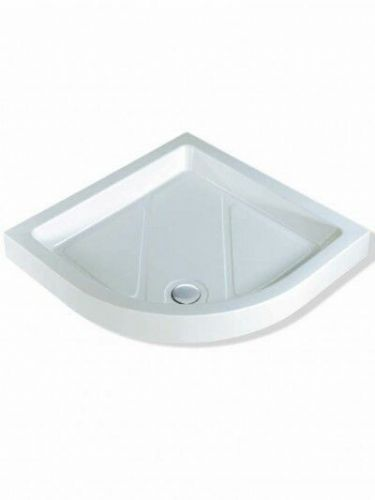 MX CLASSIC 1000MM QUADRANT SHOWER TRAY INCLUDING WASTE